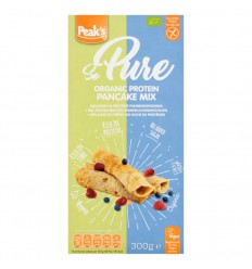 Peak's So pure protein pancakemix glutenvrij 300 gram |