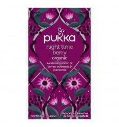 Pukka Night time berry 20 zakjes | Superfoodstore.nl