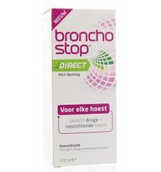 Bronchostop Direct honing 120 ml | Superfoodstore.nl