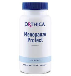 Orthica Menopauze protect 60 softgels | € 19.29 | Superfoodstore.nl