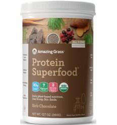 Amazing Grass Protein superfood rich chocolate 360 gram |