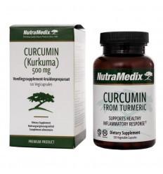 Nutramedix Curcuma 120 capsules   Superfoodstore.nl