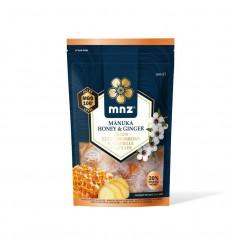 Manuka New Zealand Manuka honing MGO 100+ pastilles gember 120