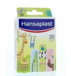 Hansaplast Dieren pleisters 20 stuks | Superfoodstore.nl