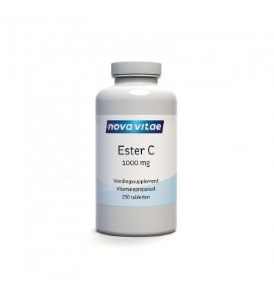 Vitamines Nova Vitae Ester C 1000 mg 250 tabletten kopen