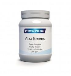 Nova Vitae Alka greens plus 300 gram | Superfoodstore.nl