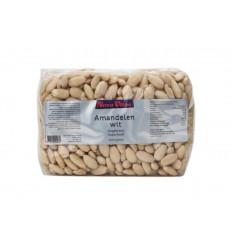 Nova Vitae Amandelen wit ongebrand raw 1 kg | Superfoodstore.nl