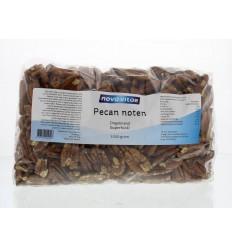 Nova Vitae Pecannoten ongebrand raw 1 kg | Superfoodstore.nl