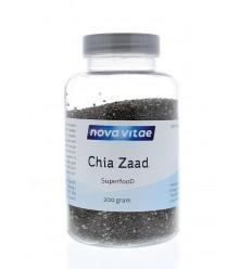 Nova Vitae Chia zaad 200 gram | Superfoodstore.nl