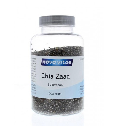 Chia zaad Nova Vitae 200 gram kopen