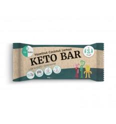 Go-Keto Bar - hazelnut, cocos, lemon 12 stuks |
