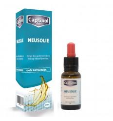 Capsinol Neusolie 20 ml   Superfoodstore.nl