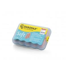 Ohropax Soft 10 stuks   Superfoodstore.nl