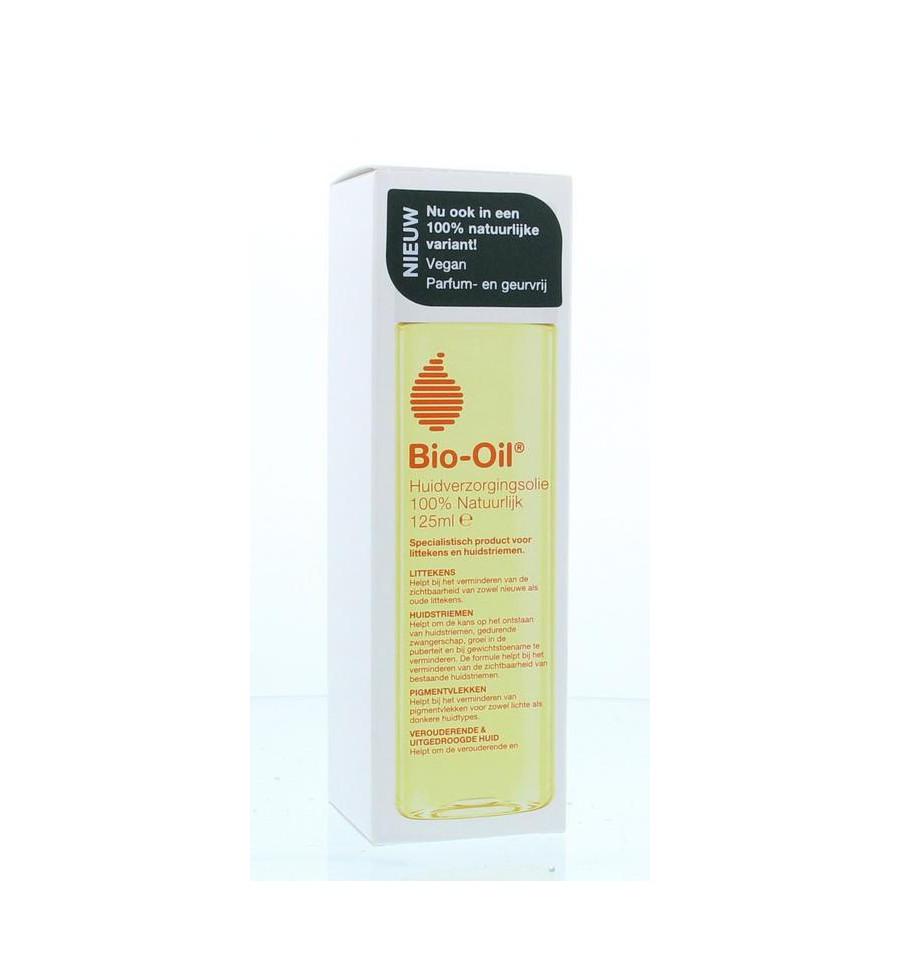 Bio Oil Bio oil 100% natuurlijk 125 ml