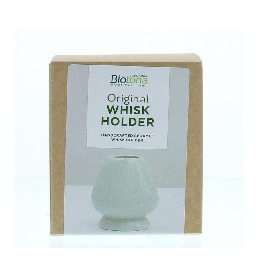 Biotona whisk holder green