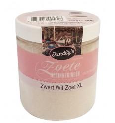 Van Vliet Zwart wit zoet XL 150 gram | Superfoodstore.nl