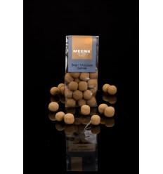 Meenk Drop chocolade salmiak 150 gram