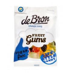 De Bron Fruitgums suikervrij 100 gram | Superfoodstore.nl