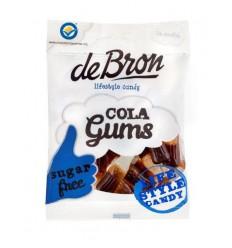 De Bron Cola gums suikervrij 100 gram | Superfoodstore.nl