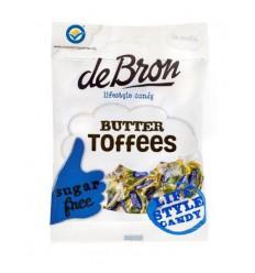 De Bron Buttertoffee suikervrij 70 gram | Superfoodstore.nl