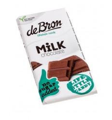 De Bron Tablet melk stevia 85 gram | Superfoodstore.nl