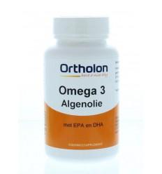Vetzuren Ortholon Omega 3 algenolie 60 softgels kopen