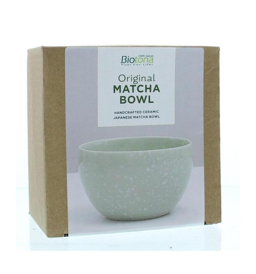 Biotona matcha bowl green