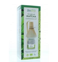 Biotona Matcha experience kit green   Superfoodstore.nl