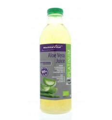 Aloeverasap Mannavital Aloe vera juice 1 liter kopen