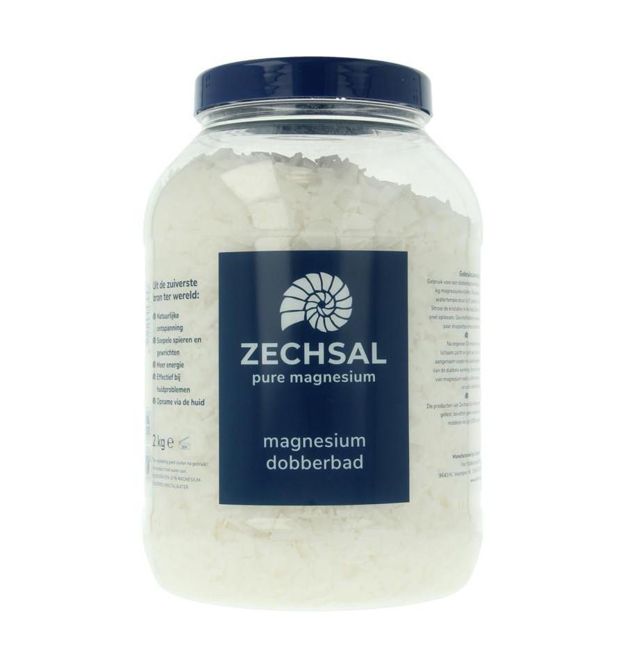 Zechsal Magnesium dobberbad 2 kg
