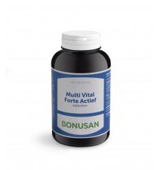 Bonusan Multi vital forte actief 180 tabletten |