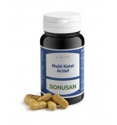 Bonusan Multi natal actief 60 tabletten | Superfoodstore.nl