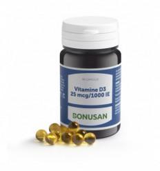 Bonusan Vitamine D3 25 mcg 90 softgels | Superfoodstore.nl