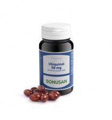 Bonusan Ubiquinol Q10 50 mg 60 capsules   Superfoodstore.nl