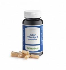 Bonusan Actief vitamine B complex 60 capsules |