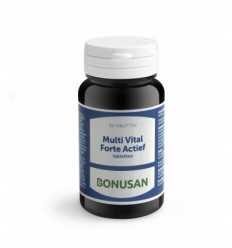 Bonusan Multi vital forte actief 60 tabletten |