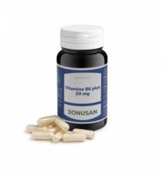 Bonusan Vitamine B6 plus 20 mg 60 capsules | Superfoodstore.nl