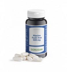 Bonusan Niacine flush free 60 capsules | Superfoodstore.nl