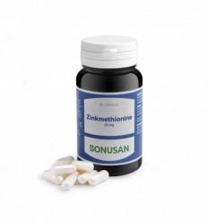 Bonusan Zinkmethionine 15 mg 90 capsules | Superfoodstore.nl