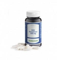 Bonusan GSH glutathion 100 60 vcaps | Superfoodstore.nl