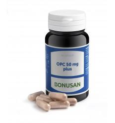 Bonusan OPC 50 mg & vitamine C 300 mg 60 capsules  