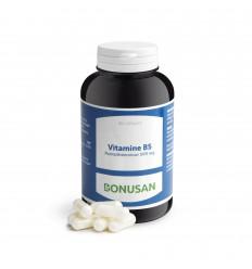 Bonusan Vitamine B5 pantotheenzuur 500 mg 90 capsules |