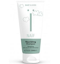 Naif Baby nourishing shampoo 200 ml | Superfoodstore.nl