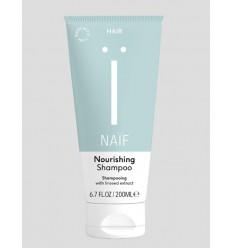Naif Nourishing shampoo 200 ml | Superfoodstore.nl