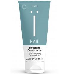 Naif Softening conditioner 200 ml | Superfoodstore.nl