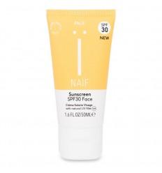 Naif Sunscreen face SPF30 50 ml | Superfoodstore.nl