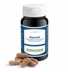 Bonusan Aminozuren en eiwitten Bonusan Glyconyl 60 tabletten