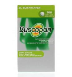 Maag Buscopan Buscopan 10 mg 100 tabletten kopen
