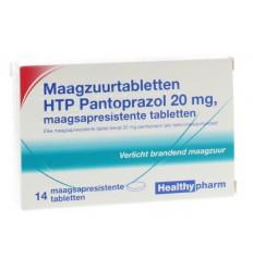 Maag Healthypharm Pantoprazol 20 mg 14 stuks kopen