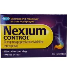 Maag Nexium control 14 tabletten kopen